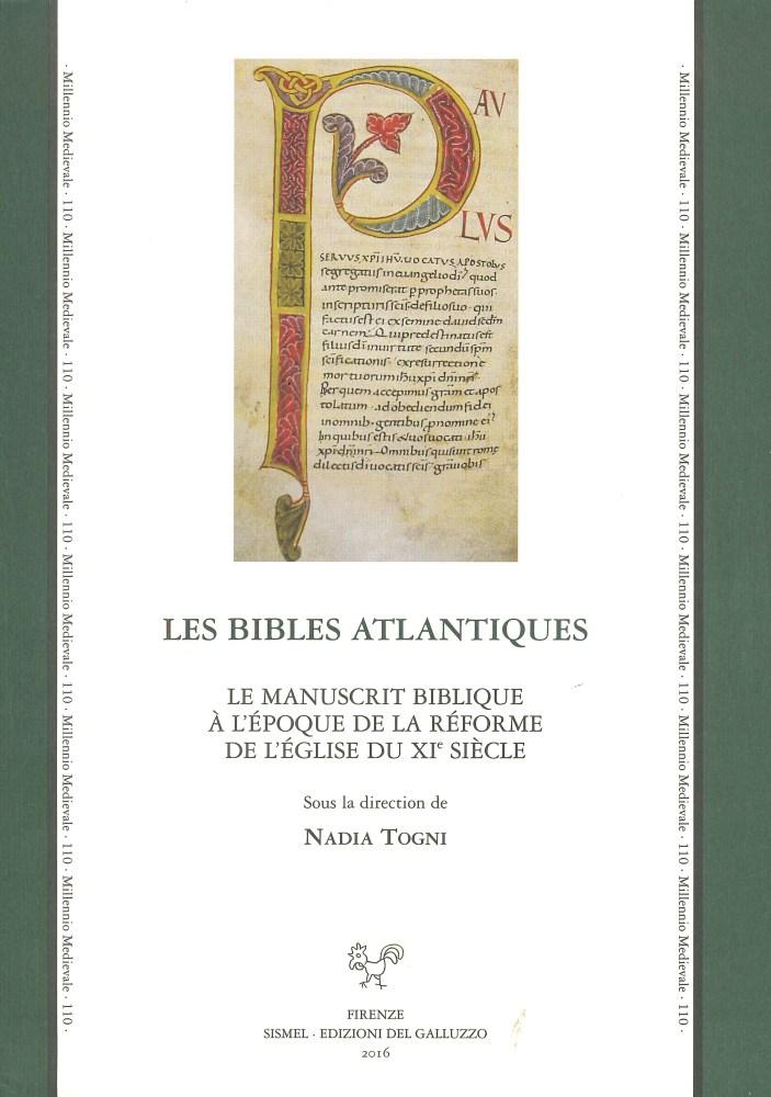 Copertina Bibles Atlantiques