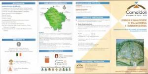 1 convegno Camaldoli millenario 31-5-2013