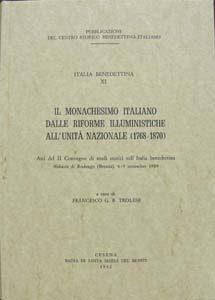11 Italia Benedettina