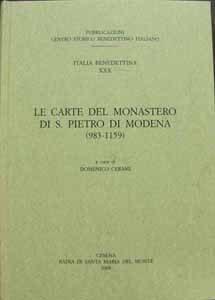 30 Italia Benedettina