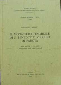 31 Italia Benedettina