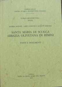 32 Italia Benedettina