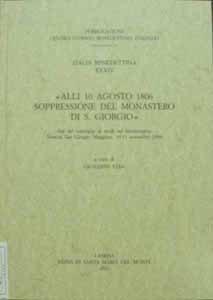 34 Italia Benedettina