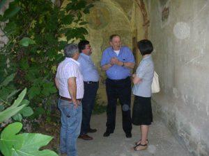 5 visita al monastero di Sant Antonio di Bettona 18-7-2012