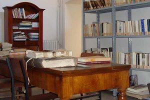 Biblioteca dell'archivio