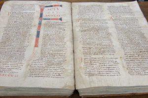 Bibbia atlantica di San Pietro (ms. ASPi, C.M. 1)