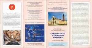 Programma San Benedetto Po 2008