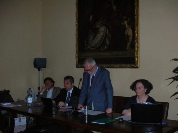 Attilio Bartoli Langeli e Nadia Togni