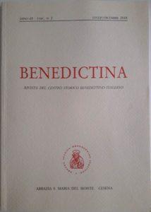 65-2 Benedictina 2018