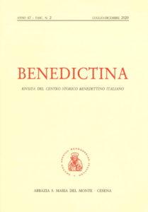 67-2 Benedictina 2020