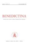 Benedictina 2014_2_cop