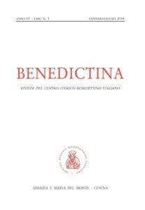 Benedictina 2018_1_cop