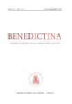 Benedictina 2018_2_cop