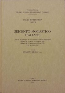 Italia Benedettina XXXVII