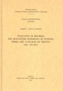Italia benedettina XXXVIII