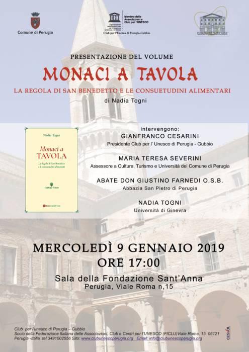 Monaci a tavola la regola di san benedetto e le consuetudini alimentari archivio storico di - Vi metto a tavola san benedetto ...